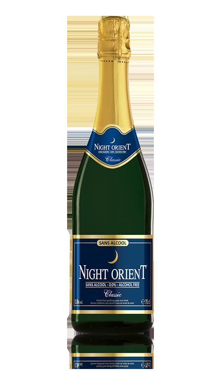 Classic Champagne sans alcool