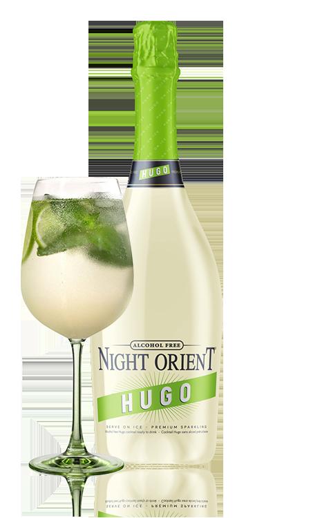HUGO mocktail sans alcool