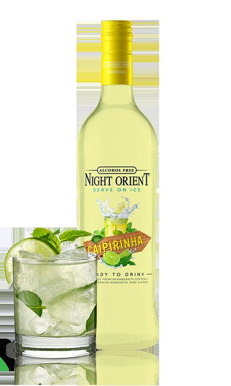 Caipirinha alcohol free