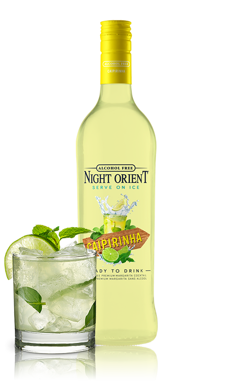 Caipirinha cocktail sans alcool