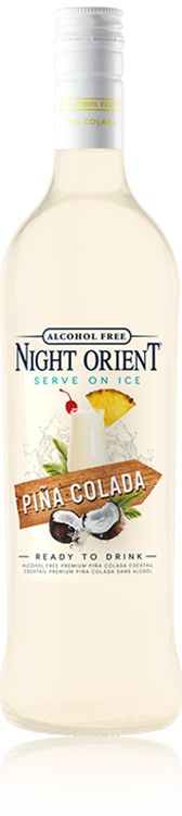Pina COlada Cocktail Sans alcool