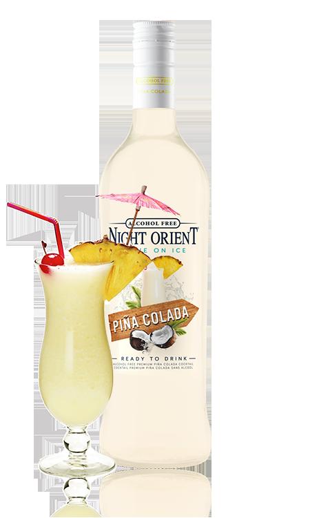 Pina Colada alcohol free