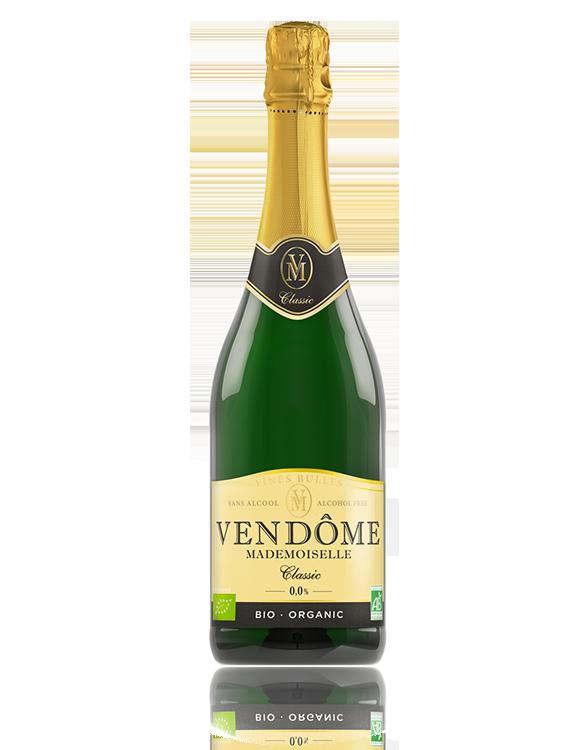 Champagne sans alcool