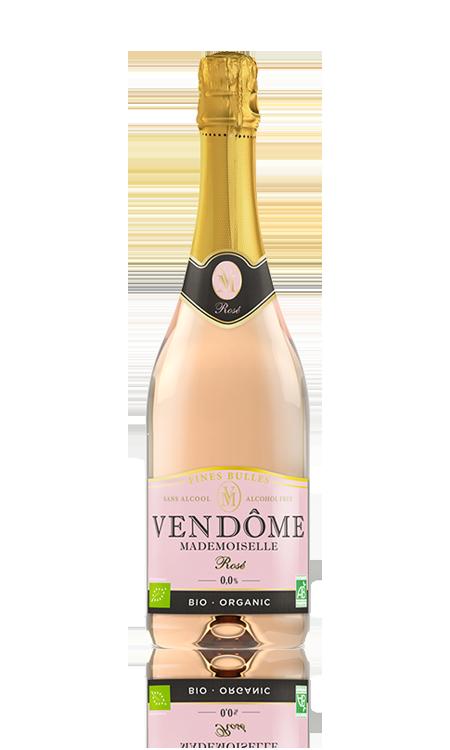 Vendome Rosé Champagne sans alcool