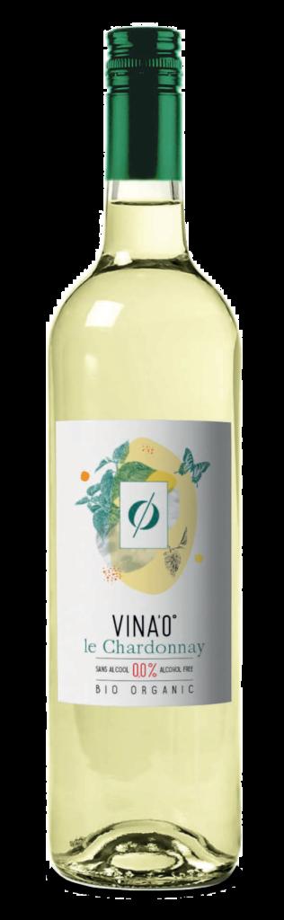 Vin Bio Chardonnay blanc sans alcool