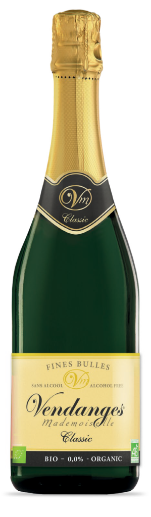 Alcohol free Champagne