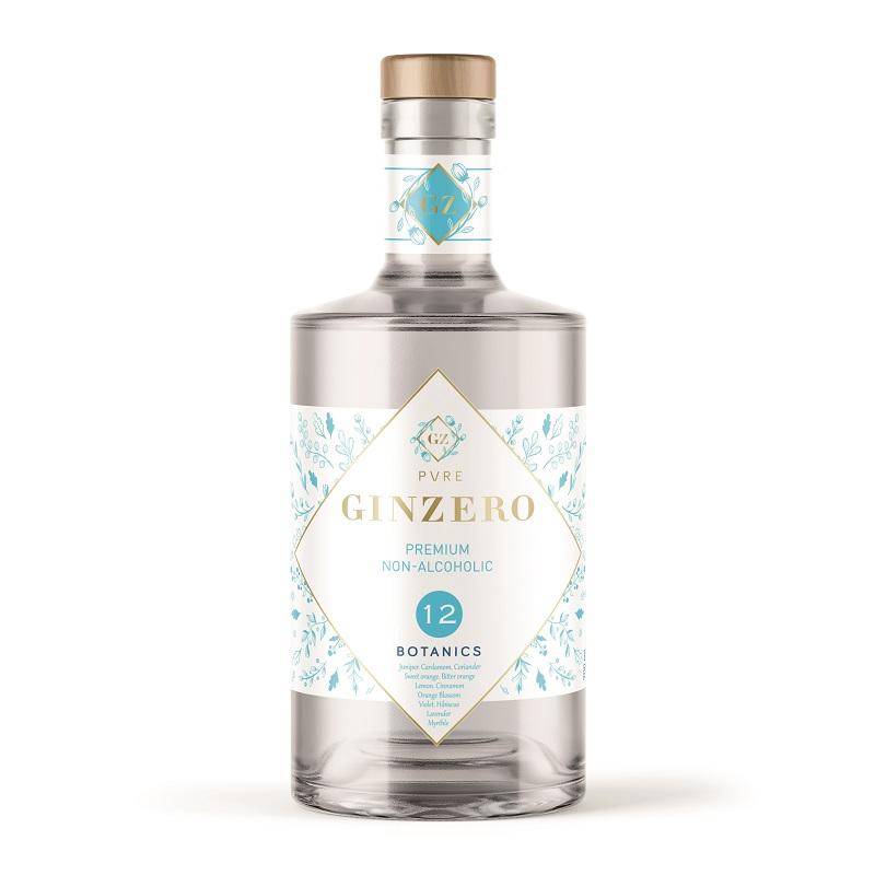alcohol free gin botanic
